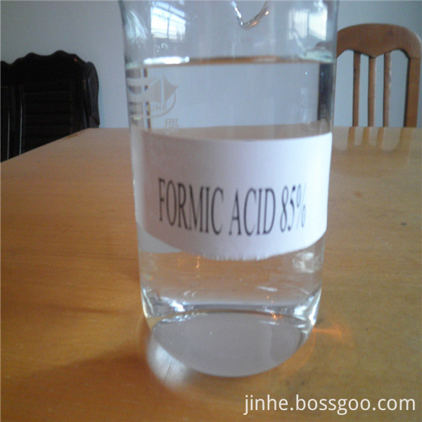 Chemical Formula Formic Acid