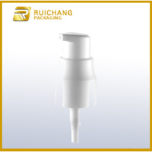 Plastic lotion pump