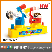 Venta caliente juegos de educación plástica para niños