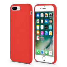 Caso Absorvente de borracha de silicone Silicone iPhone8