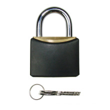 High Quality Solid Brass Padlock W/ABS Covered (263)