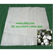 Tampon de coton non-tissé absorbant l'huile / Tampon absorbant l'huile