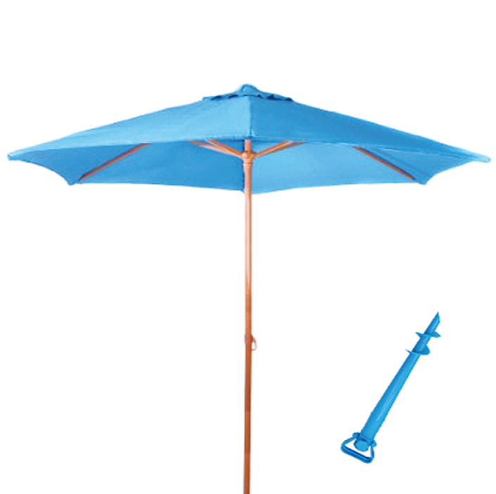 Umbrella Anchor Beach