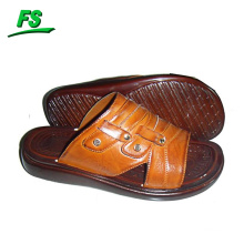 PU beach men's slipper