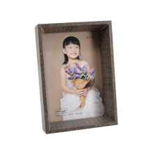 New MDF Paper Wrap Wooden Photo Frame for Home Decoration