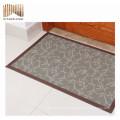 tapis de sol en vinyle tissé de cuisine durable anti-dérapant en gros pour la maison