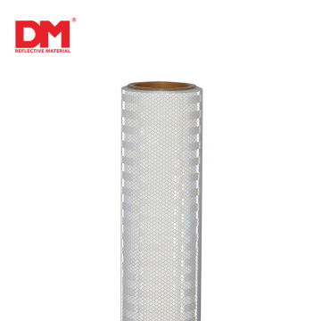 DM7600 High Intensity Prismatic Grade Reflective Sheeting