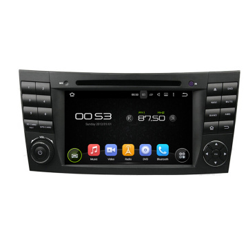 Android car dvd player for Benz E-Class W211