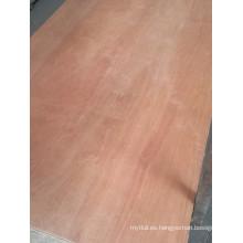 Listón de la cama Okoume Face / Back Poplar Core E1 Glue