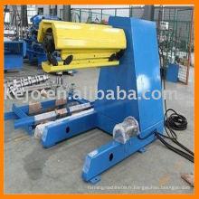 Uncoiler hydraulique de 3 tonnes
