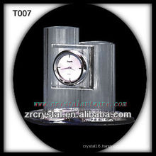 Wonderful K9 Crystal Clock T007