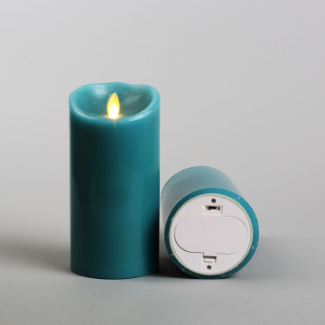 dancing flame Luminara classic Candle