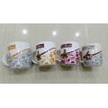 Caneca cerâmica personalizada dos utensílios de mesa com punho