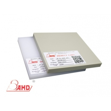 Nieuw Virgin Copolymer Polypropyleen PP Sheets Board