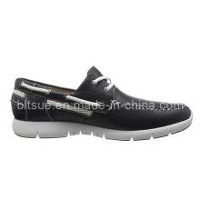 Sécurité Chaussures de bateau en cuir de style plus récent