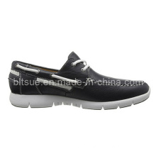 Safety Newest Style Leather Boat Shoes