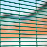 Powder Coated Galvanized 358 Fence