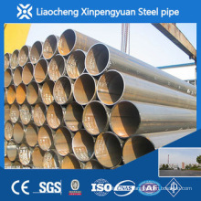 """Professional 16 """" SCH80 ASTM A53 GR.B/API 5L GR.B seamless carbon hot-rolled steel pipe"""