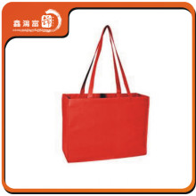 Chinise Professional Red Non Wowen Bag Manufacturer