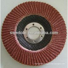 SATC--A/O abrasive sanding clothes disc