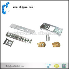 Peças do conector do metal da mobília do cnc da venda quente de alta qualidade