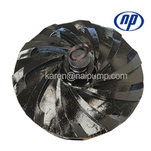 Ceramic Slurry Pump Impeller