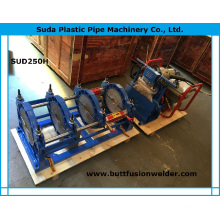 Sud250h HDPE Pipe Plastic Butt Welding Machine