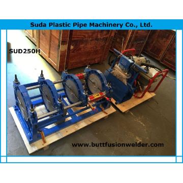 Máquina de Solda por Fusão de Tubos Sud250h