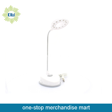 2015 New LED Desk Lamp with Fan