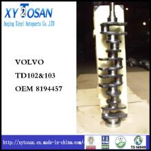 Cigüeñal para Volvo Td102 y 103 OEM 8194457