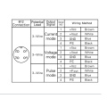 FST200-201 fournisseur final capteur anémomètre mécanique avec CE