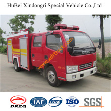 Профессиональное снабжение 3ton Dongfeng Cummins Fire Fighting Truck Цена Euro4