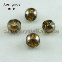 3mm coated glass Shape Bead