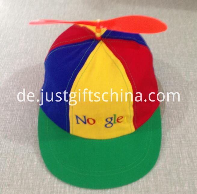 Promotional Custom Dragonfly Child Cap