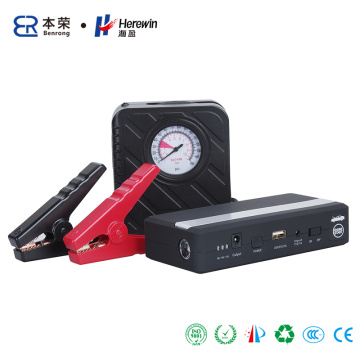 Car Jump Starter with Lithium Battery with Air Compressor