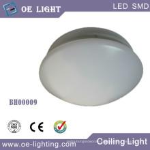 15W LED Bulkhead/Ceiling Light with Microwave Sensor