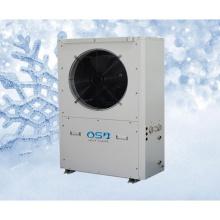 EVI low temperature heat pump with WILO pump