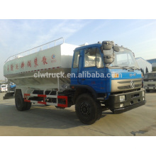 Chian factory supply 12m3 dongfeng feed truck for sale, 4x2 bulk feed discharge truck
