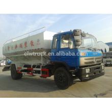 Chian fábrica fornecimento 12m3 dongfeng feed caminhão para venda, 4x2 bulk feed descarga caminhão
