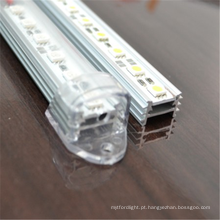 Perfil de alumínio LED perfil tira iluminação