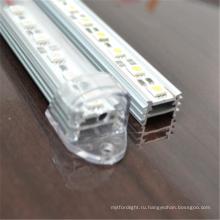 Алюминиевый профиль Светодиодный профиль Корпус полосы освещения