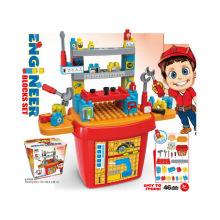 Niños juguete conjunto de herramientas juguete ladrillos conjunto (h5931058)