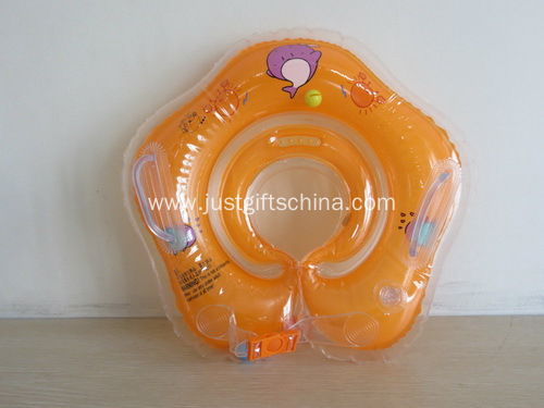 Promotiona Kids Swimming Tubes W/ Safety Buckle