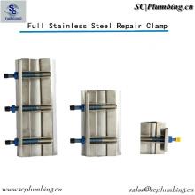 Full Stainless Steel 304 Repair Clamp