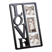 Wholesale MDF Black Photo Frames for Gifts
