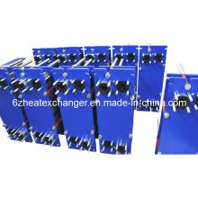Plattenwärmetauscher, hohe Wärmeübertragungseffizienz