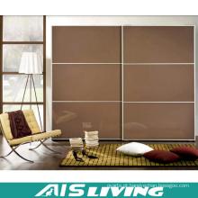 Armário deslizante do vestuário da cor dobro lustrosa (AIS-W369)