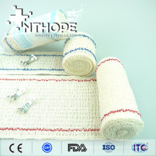 Bandage élastique médical en crêpe stretch, longueur 4,5 m