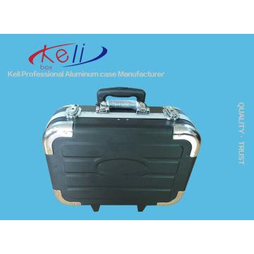 Innovation ABS Aluminnum Werkzeugkoffer / Räder / Hand-Held (KELI-ABS-02)
