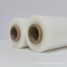 Wholesale clear high tenacity jumbo roll ceiling stretch wrap film
